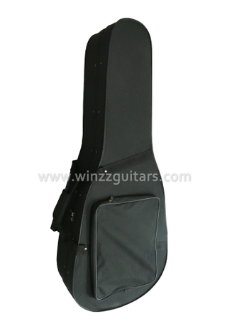 Funda para guitarra acústica Light Oxford Cover Foam (CWG001)